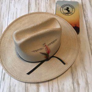 Cowboy hat by Eddie Bros. California size 7